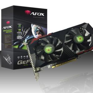 Видеокарта AFOX GTX 1050 2GB GDDR5 128bit