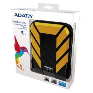 Внешний диск 1TB AData HD710Pro прорезиненный