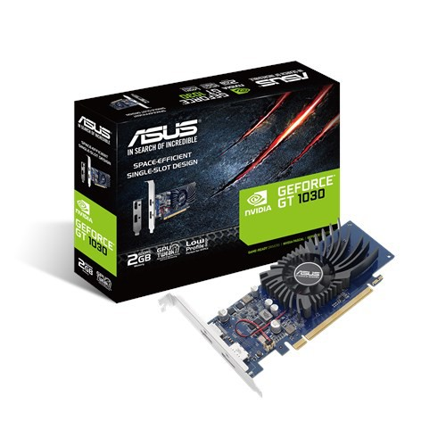 Видеокарта ASUS GT 1030 2GB GDDR5 64bit