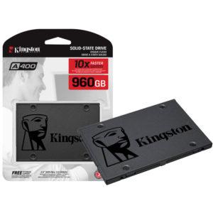 SSD диск 960 Гб Kingston A400