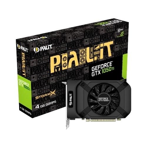 Видеокарта Palit GTX 1050 Ti StormX 4GB GDDR5 128bit