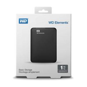 Внешний накопитель 1TB WD Elements SE USB 3.0