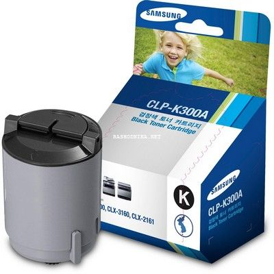 Картридж аналог Samsung CLP-K300A CLP-300 CLX-2160