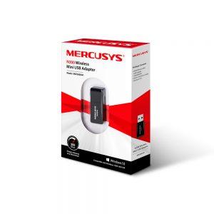 Беспроводной USB Wi-Fi адаптер Mercusys MW300UM