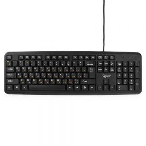 Клавиатура Gembird KB-8320U USB черная
