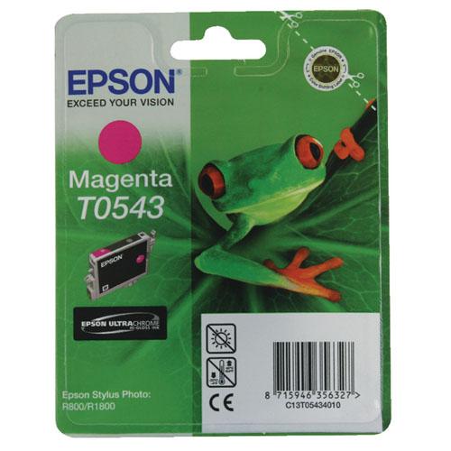 Картридж Epson T0543 для Stylus Photo R800 R1800