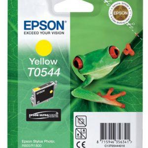 Картридж Epson T0544 для Stylus Photo R800 R1800