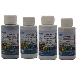 Чернила Epson T6641 T6642 T6643 T6644 White Ink